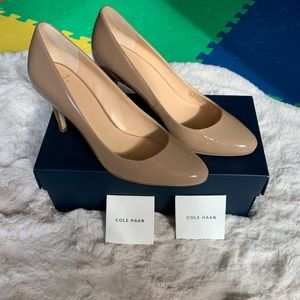 Cole Haan high heel shoes